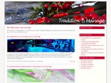Tradition & Mariage